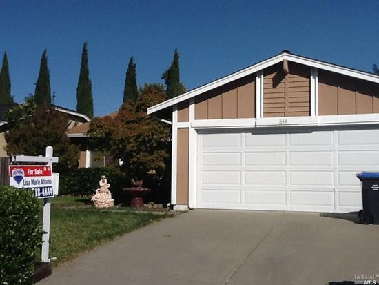 844 Tulare Cir, Suisun City, CA 94585