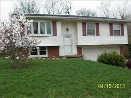 2213 Rainbow Dr, Lafayette, IN 47904