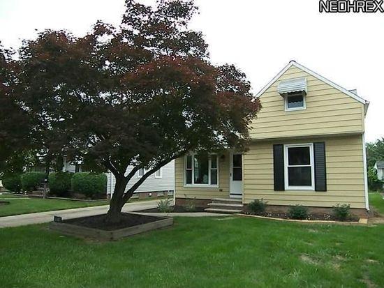 12905 Carpenter Rd, Garfield Heights, OH 44125