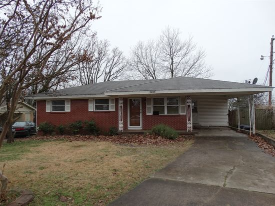 5423 chauvin dr north little rock ar 72118 zillow for Cost to build a house in little rock