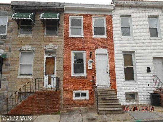 1208 N Spring St, Baltimore, MD 21213