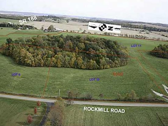 Rock Mill Rd NW, Lancaster, OH 43130