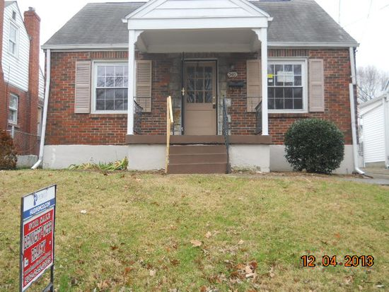 540 Brentwood Ave, Louisville, KY 40215