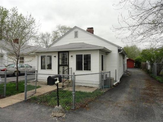 621 S Taft Ave, Indianapolis, IN 46241