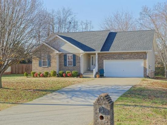 824 Buckhorn Dr, Clarksville, TN 37043