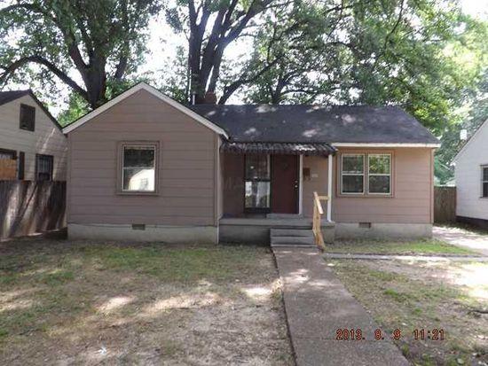 1600 Gotten St, Memphis, TN 38111