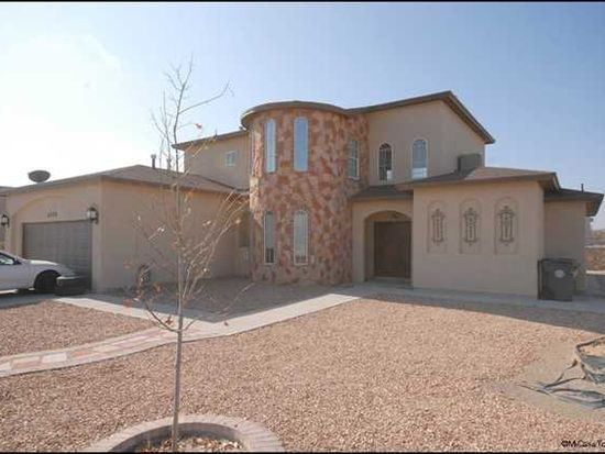 5829 Spanish Pl, El Paso, TX 79932