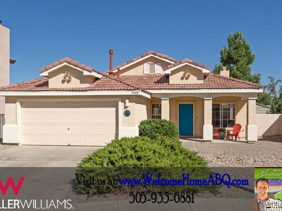4248 Montera Pl NW, Albuquerque, NM 87114