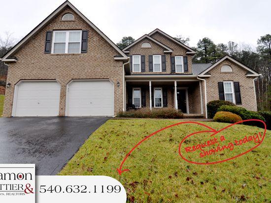 4037 Overlook Trail Dr, Roanoke, VA 24018