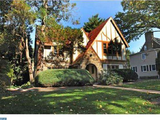 415 Lodges Ln, Elkins Park, PA 19027