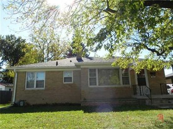 2005 Albany St, Beech Grove, IN 46107