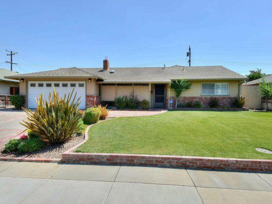 1691 Cunningham St, Santa Clara, CA 95050