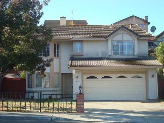 451 Whitney Ave, Vallejo, CA 94589