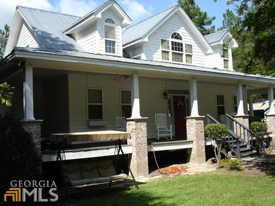 1043 Peachtree Place Rd, Millen, GA 30442