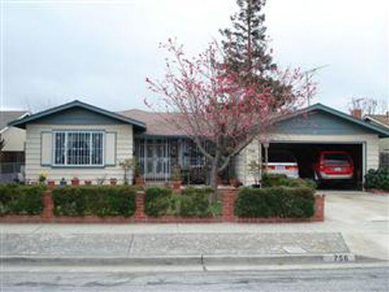 756 Deboer Ln, San Jose, CA 95111