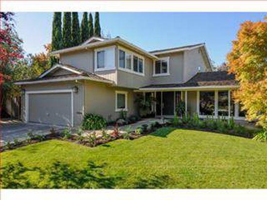 1455 Cedar Pl, Los Altos, CA 94024