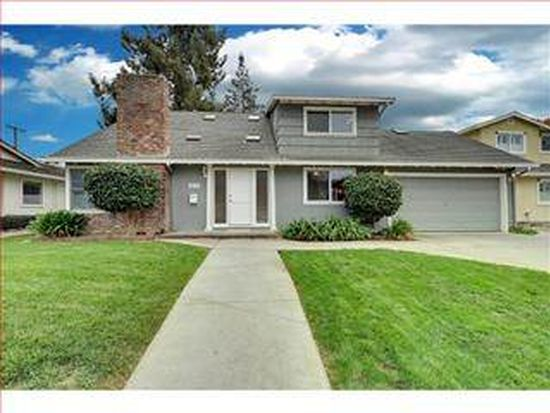 1670 Mount Vernon Dr, San Jose, CA 95125