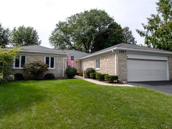 1547 Hampton Ct, Naperville, IL 60565