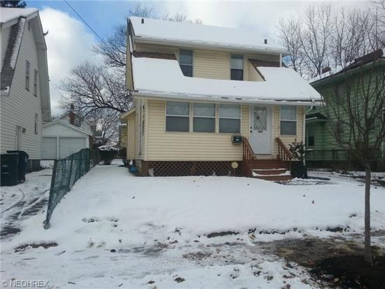 884 Ada St, Akron, OH 44306