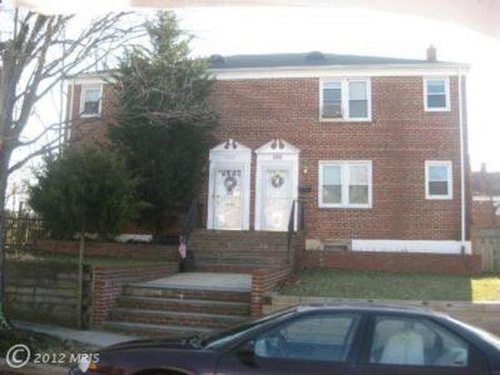 1117 Cedarcroft Rd, Baltimore, MD 21239