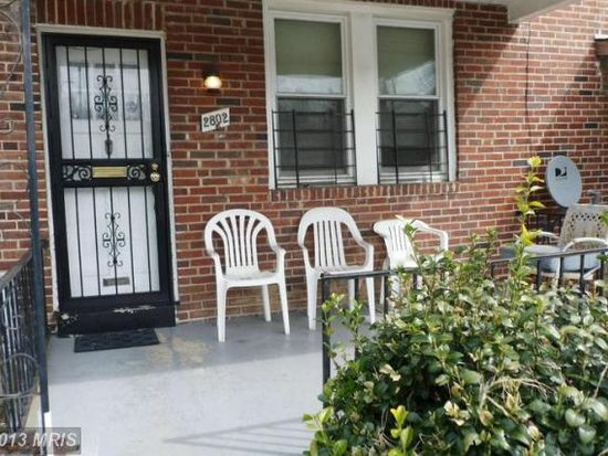 2802 Oakford Ave, Baltimore, MD 21215