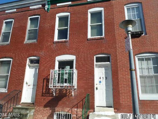 413 N Port St, Baltimore, MD 21224