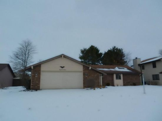 4116 W Coventry Dr, Muncie, IN 47304