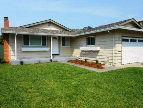 855 Standish Rd, Pacifica, CA 94044