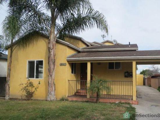 907 E 83rd St, Los Angeles, CA 90001