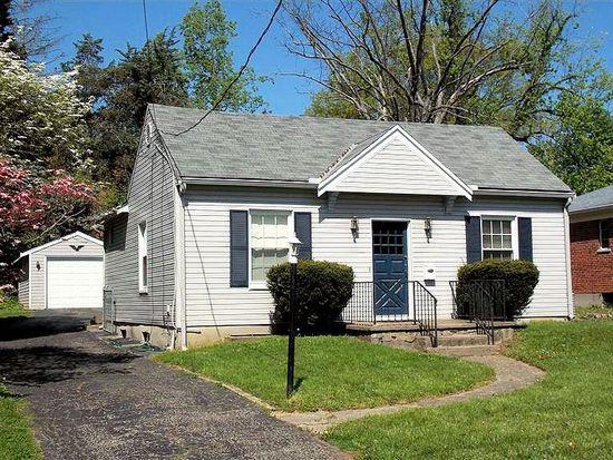 1725 Marquette Ave, Cincinnati, OH 45230