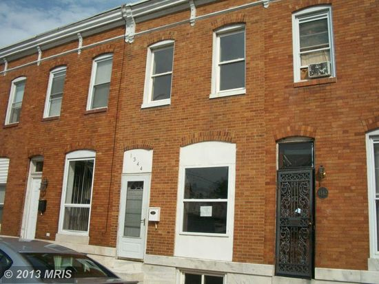 1344 Glyndon Ave, Baltimore, MD 21223