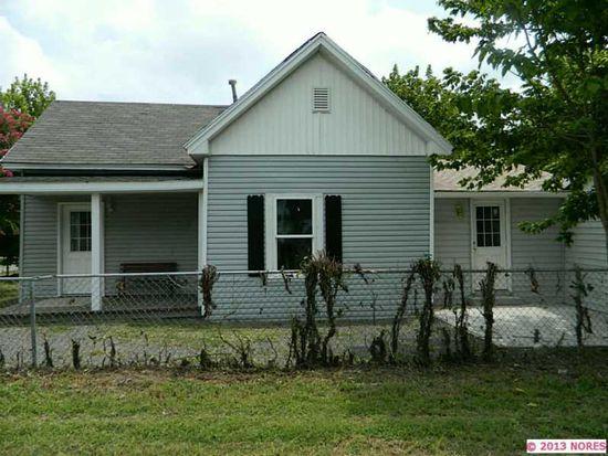 1205 Wood St, Muskogee, OK 74403