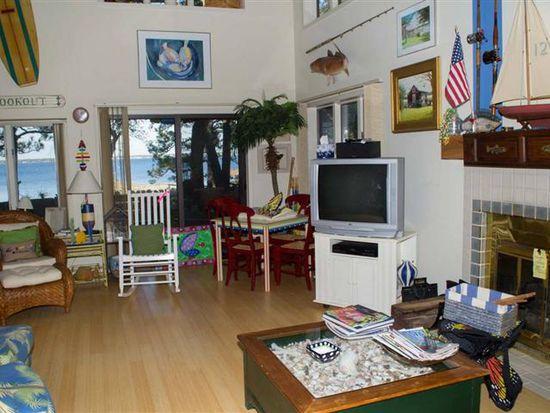 566 Coral Dr, Pine Knoll Shores, NC 28512