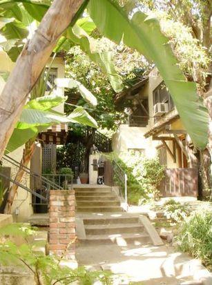 1914 N Las Palmas Ave, Hollywood, CA 90068