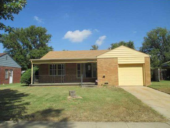 1326 E Jump St, Wichita, KS 67216