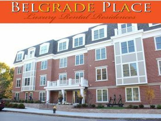 446 Belgrade Ave UNIT 306, Boston, MA 02132