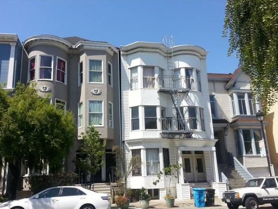 558 Waller St # A, San Francisco, CA 94117