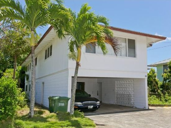 550 Hanana Pl, Honolulu, HI 96817
