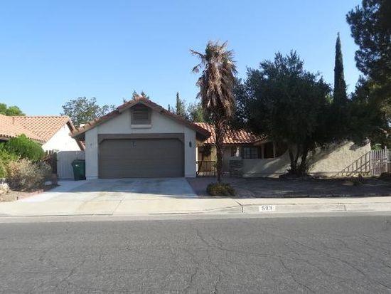 503 Sunrise Ter, Palmdale, CA 93551
