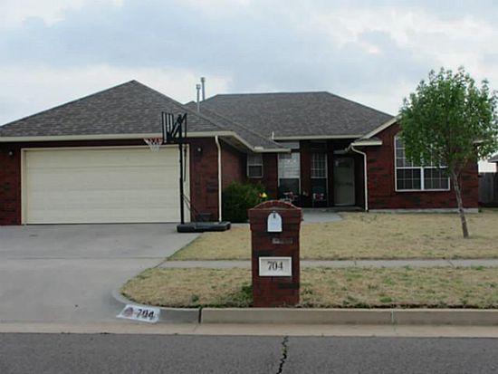 704 SW 161st St, Oklahoma City, OK 73170