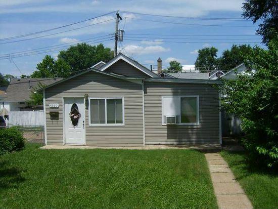 4351 Oleatha Ave, Saint Louis, MO 63116