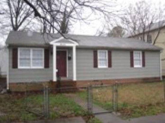 3020 Groveland Ave, Richmond, VA 23222