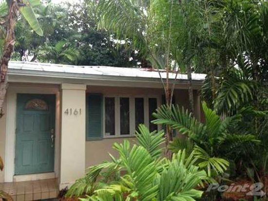 4161 Bonita Ave, Miami, FL 33133