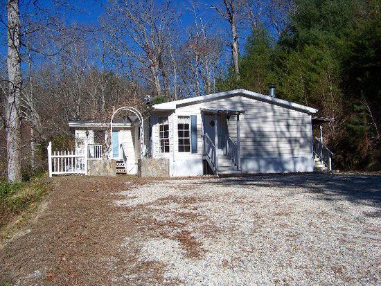 1277 Robinson Gap Rd, Bryson City, NC 28713