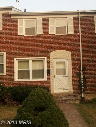 629 Charraway Rd, Baltimore, MD 21229