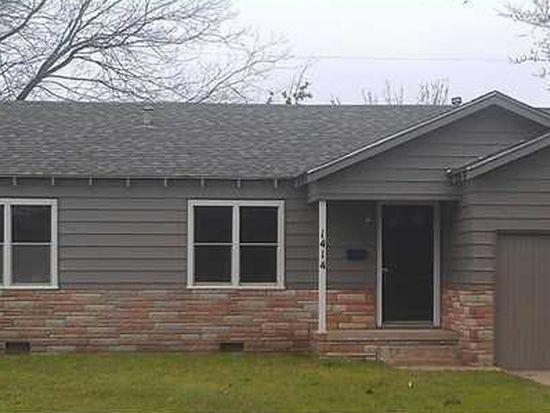 1414 Eisenhower Rd, Norman, OK 73069