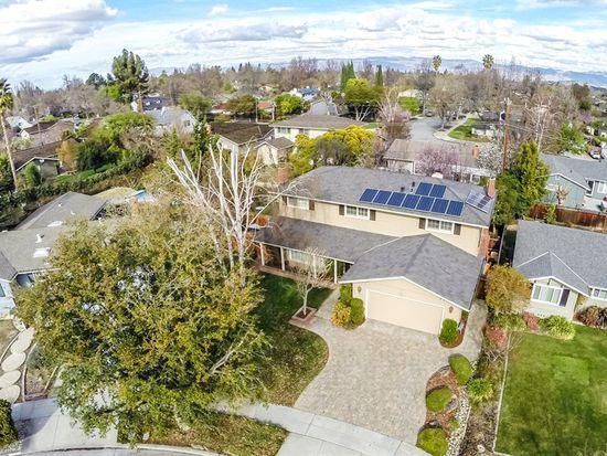 1743 El Codo Way, San Jose, CA 95124