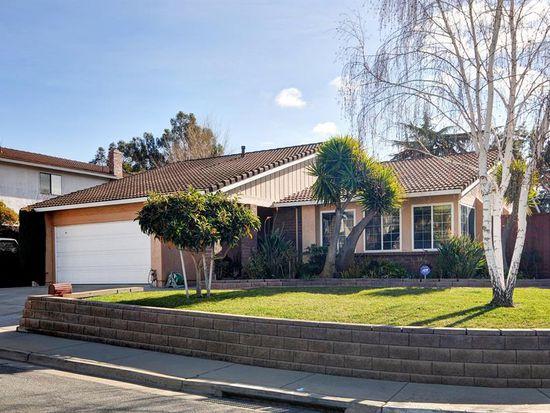 3506 Pleasant Crest Dr, San Jose, CA 95148