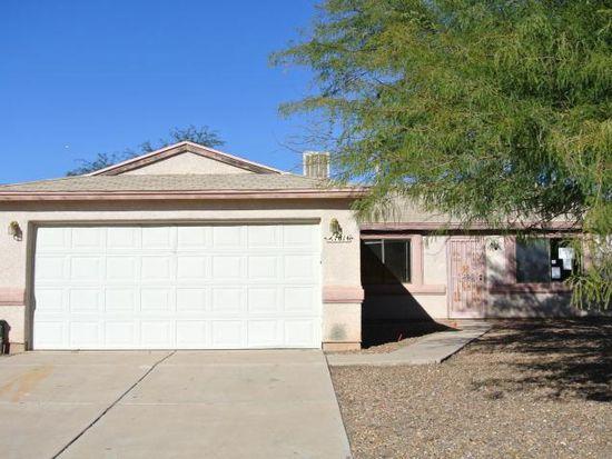 1816 W Ransom Oaks Dr, Tucson, AZ 85746