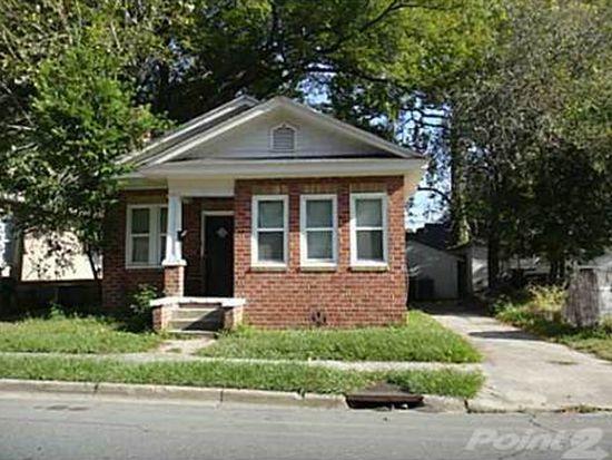 1212 E 38th St, Savannah, GA 31404